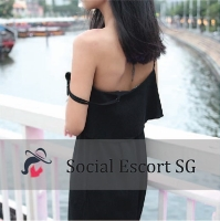Social Escort in Singapore, for both ladies and gentlemen.